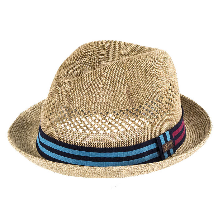 Bailey Hats Berle Summer Trilby - Natural  6df73b6152f