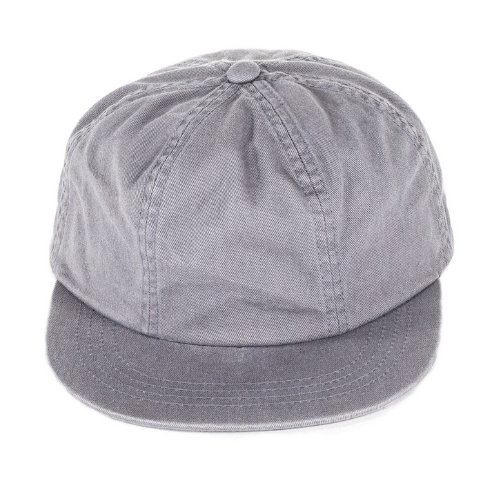 495c763c76b68 Brixton Hats Lakewood Baseball Cap - Grey