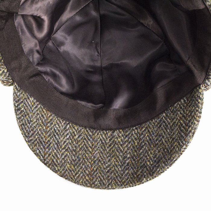 b3a88e1c7df Failsworth Hats Harris Tweed Deerstalker