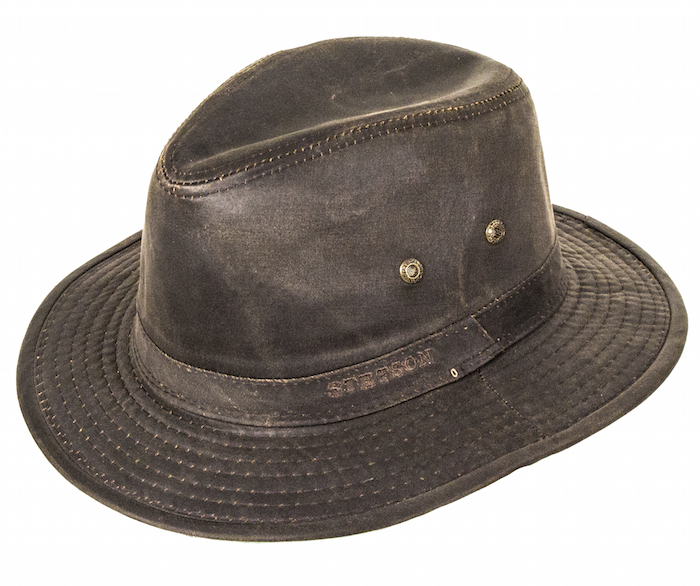 5f2977067b1 Stetson Hats Ava Crushable Safari Fedora