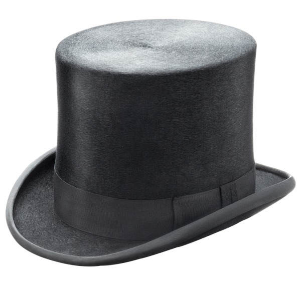 c6a3401bce6 Christys  Hats Fur Melusine Taller Top Hat